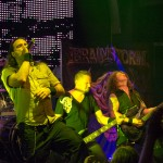 Brainstorm în concert la București în Silver Church pe 8 aprilie 2012
