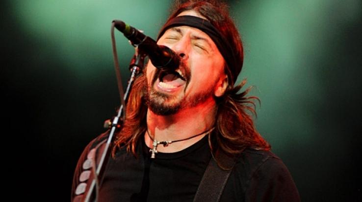 Foo Fighters @ Lollapalooza Brazilia