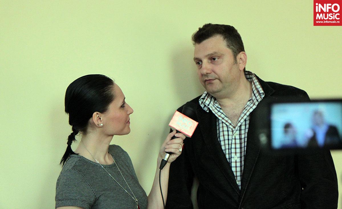 Mihai Alexandru - Interviu InfoMusic.ro despre albumul IRIS 35 de ani