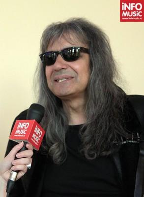 Cristi Minculescu - interviu InfoMusic.ro