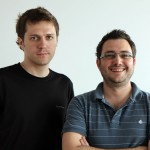 Dan Byron și Costin Oprea (byron) la InfoMusic.ro
