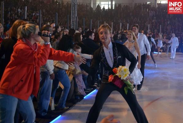 Kings On Ice la București, 2012