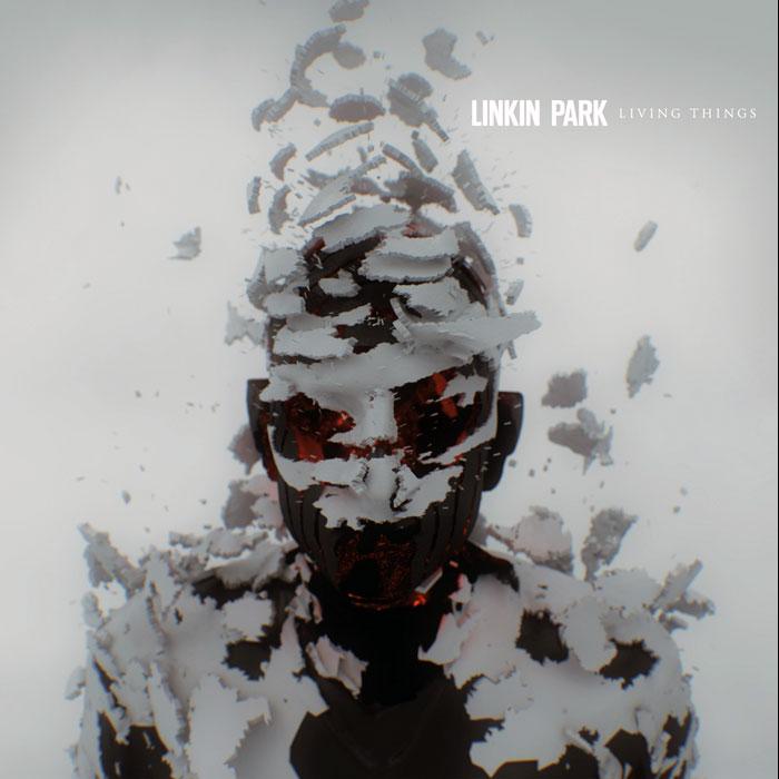 Coperta LINKIN PARK - LIVING THINGS