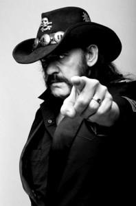 Lemmy Kilmister (Motorhead)