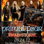 Primal Fear, București, Silver Church