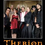 Therion concerteaza la Arenela Romane