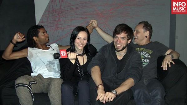 Trupa Voodoo - interviu InfoMusic.ro