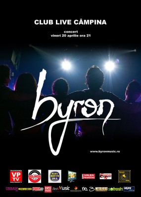 concert byron in club live din campina