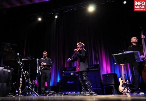 Concert Nigel Kennedy la Bucuresti, aprilie 2012