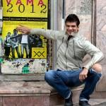 După exemplul lui Tudor Chirilă, fanii VAMA sunt invitati să se pozeze alături de afișul concertului