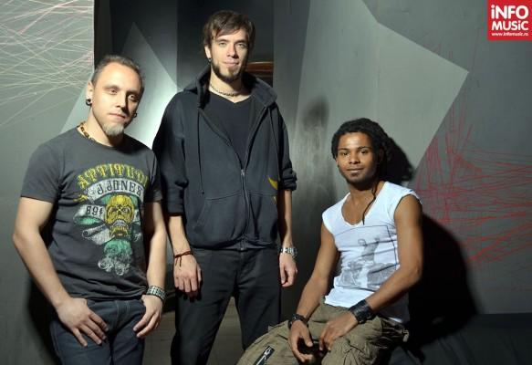 Trupa Voodoo - aprilie 2012 (foto: InfoMusic)