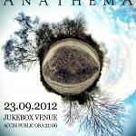 Anathema va concerta la Bucuresti pe 23 septembrie