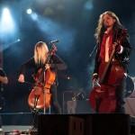Finlandezii de la Apocalytica în concert la București