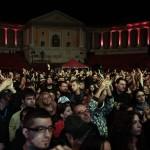 Publicul la concertul Apocalytica de la Arenele Romane - 13 mai 2012