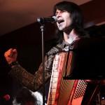 Zoltán András, trupa Sarmalele Reci in concert la Hard Rock Cafe