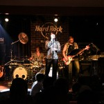 Trupa Sarmalele Reci in concert la Hard Rock Cafe