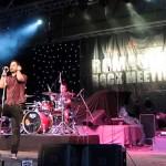 Trupa WhiteWalls a deschis concertul Apocalyptica de la Arenele Romane pe 13 mai 2012