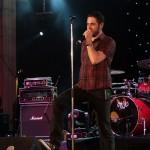 WhiteWalls a cântat în deschiderea concertului Apocalyptica