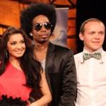 Conferința de presă Mandinga - Eurovision 2012 - TVR