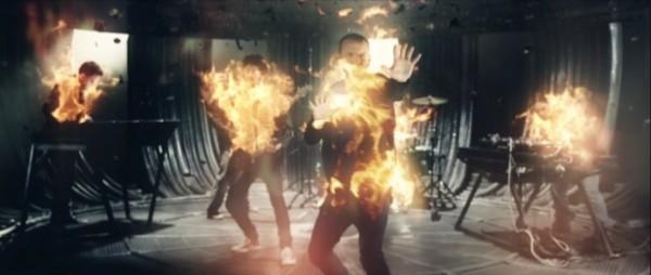 Linkin Park - Burn It Down VIDEO