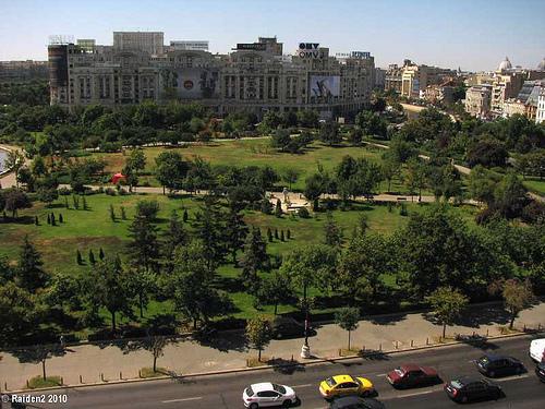 Parcul Unirii din București