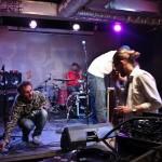 Probe de sunet cu Pink Freud in Club Control