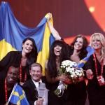 Suedia - Loreen - castigatoarea Eurovision 2012