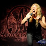 Tipe Johnson - solist Apocalyptica