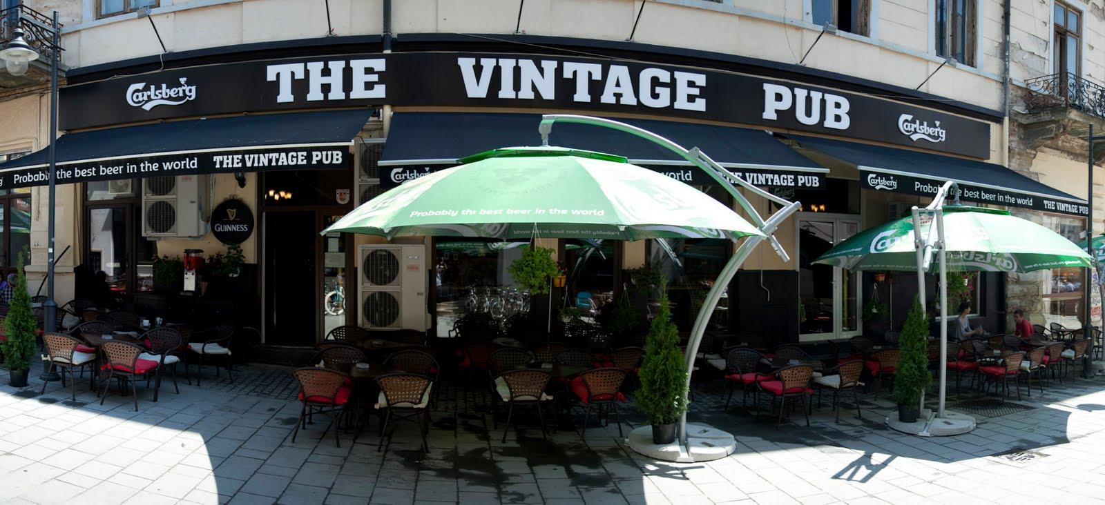 Vintage Pub din București
