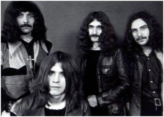 Black Sabbath în 1970