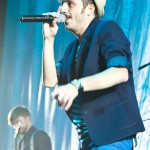 Blue Nipple Boy in deschiderea concertului VAMA