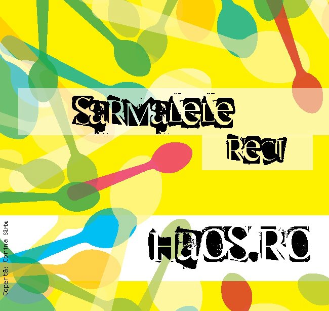 Coperta album Sarmalele Reci - Haos.ro