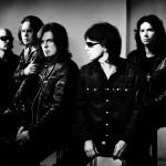 Trupa EUROPE in 2012 (de la stanga la dreapta: tobosarul Ian Haugland, claparul Mic Michaeli, basistul John Leven, vocalistul Joey Tempest si chitaristul John Norum