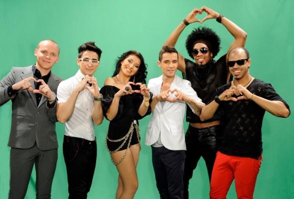 Mandinga la Eurovision 2012