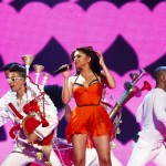 Mandinga live in semifinala Eurovision 2012