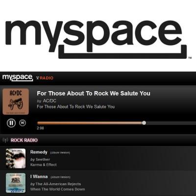 myspace player