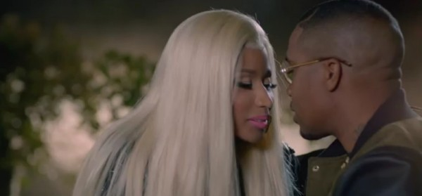 Nicki Minaj - Right By My Side - Video