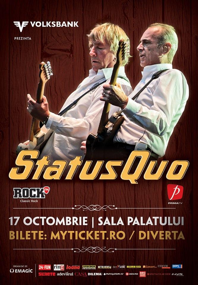 Status Quo in Romania