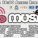 Radio Music TV la Arenele Romane