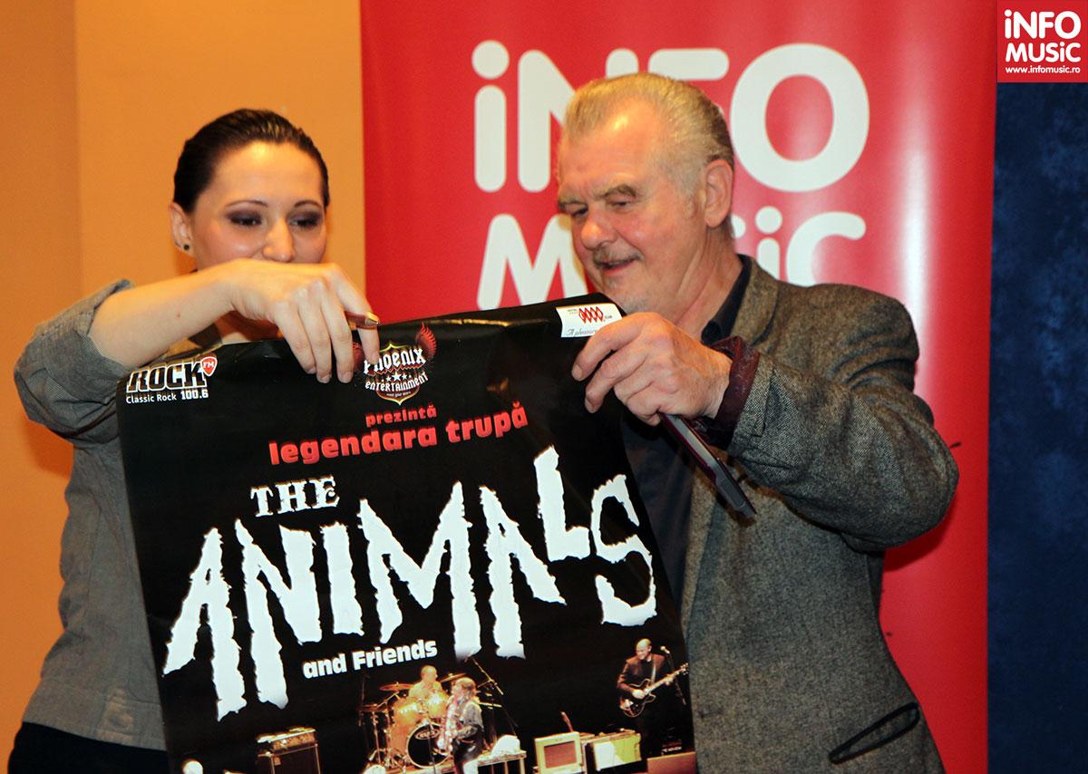 Animals & Friends - Interviu Infomusic