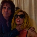 Alice Cooper & Lady Gaga