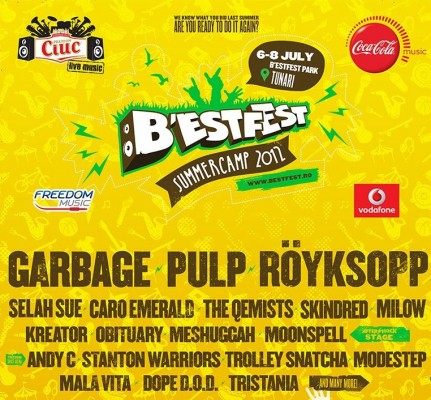 Castiga invitatii la Bestfest 2012