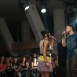 DUB FX, live la Sala Polivalenta, 8 iunie 2012