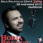 Horia Brenciu - My Way 29 noiembrie