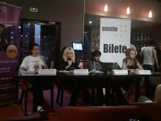 Octav Mediș, Ruxia Șandru, Adrian Bucurei, Olivia Ignătescu