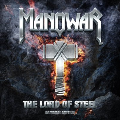 Manowar - The Lord of Steel - coperta album