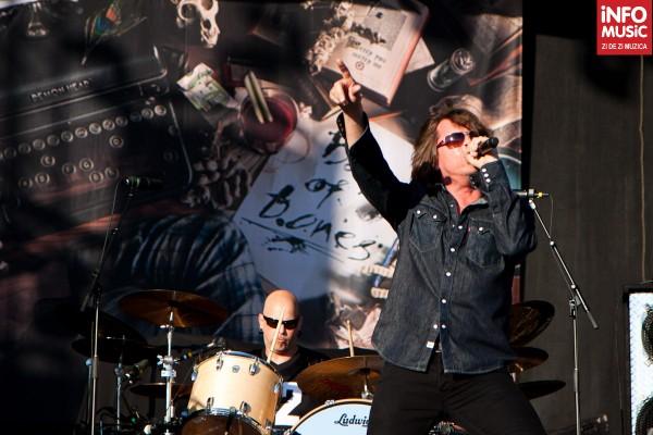Concertul Europe de la OST Fest 2012
