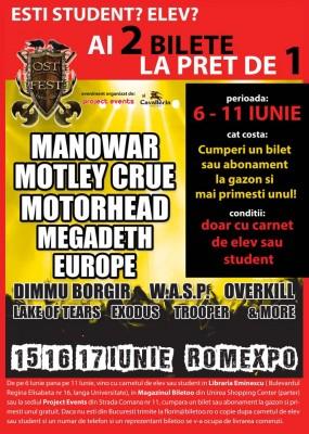 Promotie la OST Fest