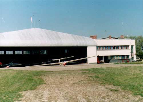 Aeroclubul Satu Mare din Satu Mare