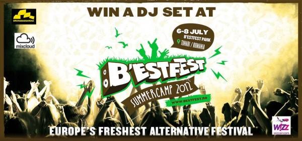 Concurs DJ la B'Esfest 2012